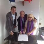 Jean SARRADE, Crillon-le-Brave (84)